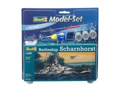 REVELL Model Set Battleship Scharnho