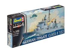 REVELL German Frigate Class F122