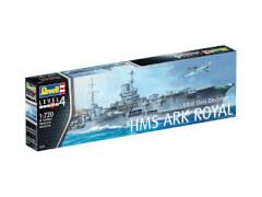 Revell 05149 HMS Ark Royal & Tribal Class Destroyer 1:720, ab 12 Jahre