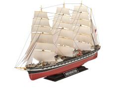 REVELL Russian Barque KRUZENSHTERN