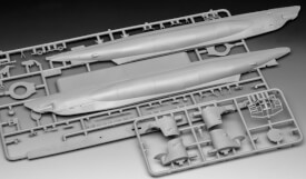 REVELL German Submarine Type IIB (19