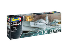 Revell German Fast Attack Craft S-100