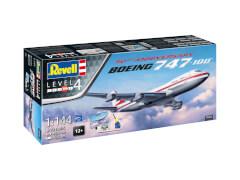 Revell Boeing 747-100, 50th Anniversary