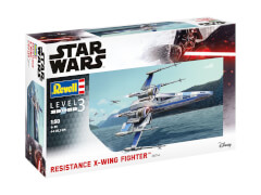REVELL Resistance X-wing Fighter 1:50
