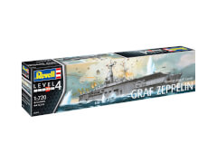 Revell German Aircraft Carrier GRAF ZEP