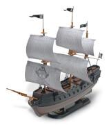 The Black Diamond Pirate Ship Bausatz
