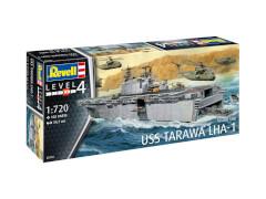 REVELL  05170 1:720 Assault Ship USS Tarawa LHA-1 ab 12 Jahre