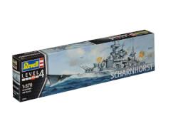 Revell 05037  Modellbausatz Scharnhorst 1:570, ab 12 Jahre