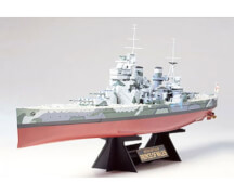 1:350 WWII Brit. Prince of Wales Schlachtschiff