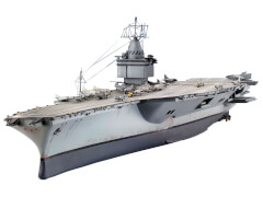 REVELL Nuclear Carrier U.S.S. Enterprise