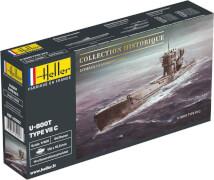 Glow2B Heller U-Boot Type VII C