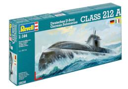 REVELL Deutsches U-Boot CLASS 212 A