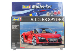REVELL Model Set Audi R8 SPYDER