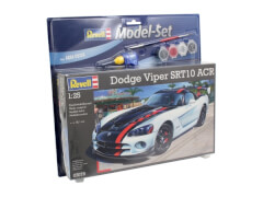 REVELL Model Set Dodge Viper SRT 10ACR