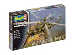 REVELL Mil Mi-28N Havoc