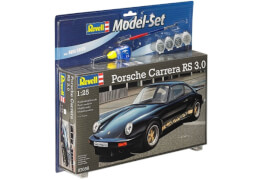 REVELL Model Set Porsche Carrera RS 3.0