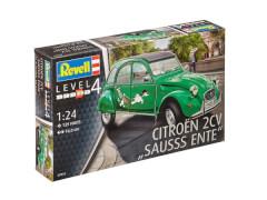 REVELL Citroen 2CV Sauss Ente