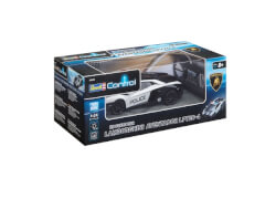 REVELL 24656 Lamborghini POLICE 1:24, ab 8 Jahre