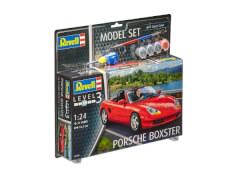 REVELL Model Set Porsche Boxster