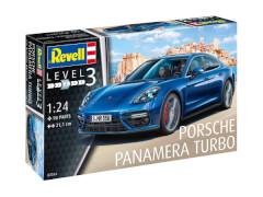 Revell 07034 Modellbausatz Porsche Panamera 2 1:24, ab 10 Jahre