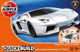QUICKBUILD Lamborghini Aventa