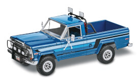 Revell 1980 Jeep Honcho ''Ice Patrol