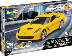 Revell 2014 Corvette Stingray