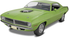Revell 1970 Plymouth Hemi Cuda 2n1
