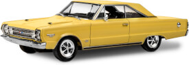 Revell 1967 Plymouth GTX