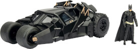 Jada Batman The Dark Knight Batmobile 1:24