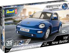 REVELL  07643 1:24 VW New Beetle ab 10 Jahre
