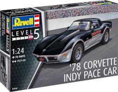 REVELL  07646 1:24 '78 Corvette Indy Pace Car ab 13 Jahre