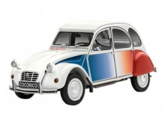 REVELL  67653 1:24 Model Set Citroën 2 CV Cocorico ab 12 Jahre