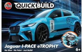 Glow2B Airfix QUICKBUILD Jaguar I-PACE eTROPHY