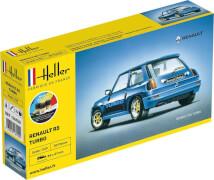 Glow2B Heller STARTER KIT Renault R5 Turbo