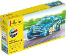 Glow2B Heller STARTER KIT Impreza WRC'02