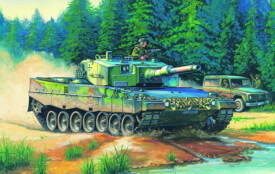 1/35 Deutscher Leopard 2 A4 Panzer