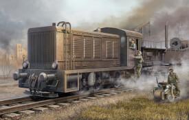 1/35 Deutsche Lokomotive WR 360 C12