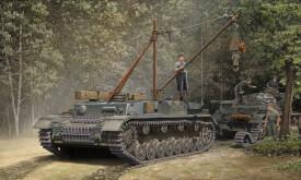 1/35 Deutscher Bergepanzer IV
