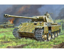 1:72 WWII Dt. Pzkmpfw. V Panther Ausf. D
