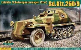 ACE Sd.Kfz.250/9 Leicht. Schützenp.wagen(2cm