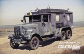 1/35 Henschel 33 D1, KFZ 72 Funkwagen