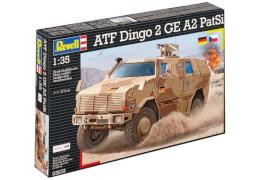 REVELL ATF Dingo 2 GE A2 PatSi