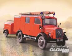 1/35 Mercedes L1500S LF8 Feuerwehr