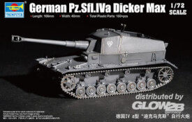 1/72 Deutscher Pz.Sfl.Iva Dicker Max