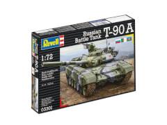 REVELL Russian Battle Tank T-90A