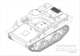 1/35 T37TU Ko mmando Panzer