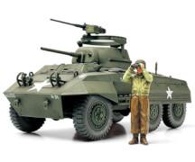 1:48 WWII US Lt.Spähpanz.M8 Greyhound(1)