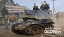 1/35 Befehlsfahrzeug auf Fgst. Pz.Kpfw. 35 R 731 (f)