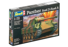 REVELL Panther Ausf.D /Ausf.A